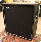 Vox 2000 Valvetronix V412BK 4x12 Cabinet 2000