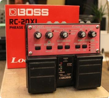 Boss Rc 20xl Phrase Recorder Loop Station