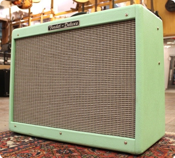 Fender Hot Rod Deluxe Fsr Surf Green