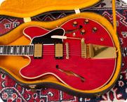 Gibson ES 355 Mono 1965 Cherry Red