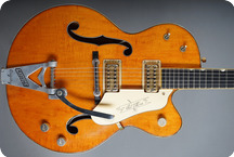Gretsch 6120 Chet Atkins 1961 Orange