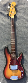 Fender Precision Bass 1971 Sunburst