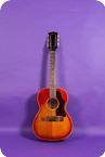 Gibson B 25 12 1964 Cherry Sunburst