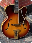 Gibson Johnny Smith 1961 Red Brown Sunburst