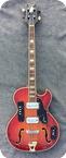 Goya Rangemaster Bass 1966 Cherry Sunburst
