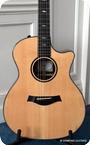 Taylor Guitars Custom GA Brazilian Adirondack 2014 Natural