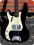Fender Precision Bass 1972 Black Finish