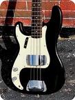 Fender Precision Bass 1972 Black Finish