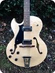 Heritage Guitars 575 Left Handed 2000 Natural