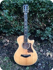 Taylor 612 CE 2000 Natural