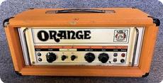 Orange OR120 Graphic Head 1970 Orange