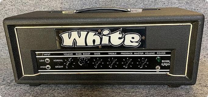 White Orange Or, Matamp, Head Rare  1970