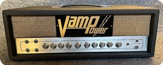 Vampower Vamp MKI Head Mac Bolan T REX 1970 Black