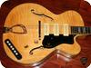 Guild Guitars -  Stratford X-375/X-350B  1960 Blonde