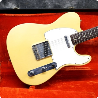Fender Telecaster 1974 Blonde