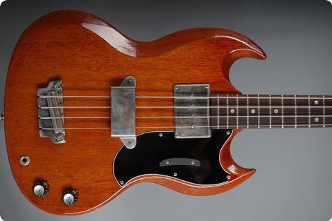 Gibson Eb 0 1963 Cherry