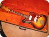 Fender Jazzmaster 1966 Sunburst 3 Tone