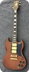 Gibson SG Custom 1973 Walnut