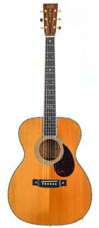 Martin Om42 Koa Limited 2006