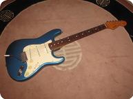Fender Stratocaster AVRI 1987 LAKE PLACID BLUE
