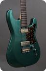 Kithara Guitars Harland Emerald Green Metallic