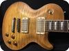 Nik Huber Guitars Orca 59-Faded Sunburst Standard Curly Top