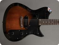 Rivolta Guitars Combinata I Camino Burst B Stock