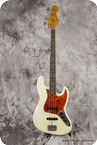Fender Jazz Bass Olympic White