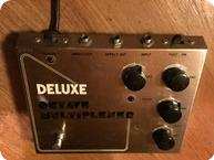 Electro Harmonix DELUXE Octave Multiplexer 1980 Large Metal Box