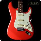 Fender Squier SOLD Simon Neil Biffy Clyro Signature Fiesta Red Classic Vibe Strat Gig Bag 2013 Fiesta Red