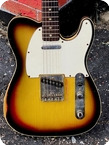 Fender Telecaster Custom 1967 Sunburst