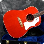 Gibson J45 1968 Reissue 2012 Cardinal Red