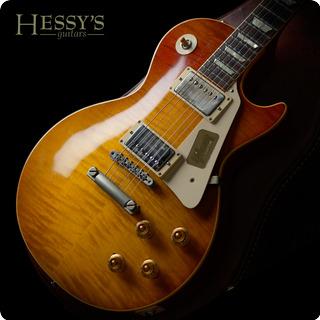 Gibson Gibson Custom Shop Mark Knopfler '58 Les Paul Standard (vos) 2014