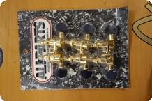 Allparts Allparts Grover Mini Rotomatic Gold 3x3