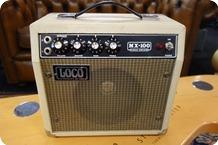 Aria Aria LOCO Mx 100 Vintage Mini Practice Amp