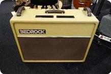Bedrock Bedrock BC 50 Tweed 2x12 Tube Amp