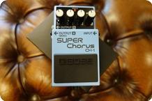 Boss Boss CH 1 Super Chorus