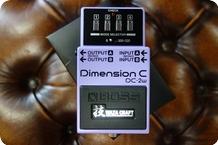 Boss Boss DC 2W Dimension C