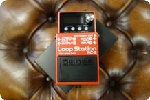 Boss Boss RC 5 Loop Station 2020 Red