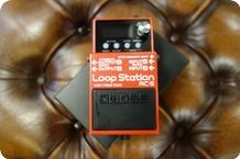 Boss Boss RC 5 Loop Station 2020 Red