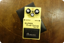 Boss Boss SD 1W Super Overdrive Waza Craft