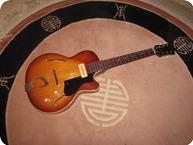 Guild FRESHMAN M 65 34 1960 Beautifulk Amber Burst