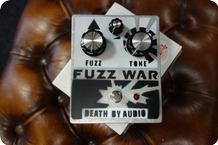 Death By Audio Death By Audio Fuzz War 2019
