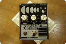 Death By Audio Death By Audio Reverberation Machine