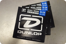 Jim Dunlop Dunlop Bass String Set For 5 String Electric Bass Guitar 3 pack