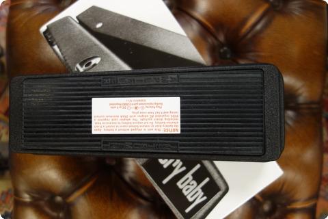 Jim Dunlop Dunlop Gcb95 Cry Baby Standard Wah Pedal