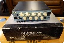 DV Mark DV Mark Micro 50 Head 220 240 Volt EU Version