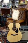 Eastman Eastman PCH1 OM Orchestra Model Solid Spruce Top Natural