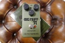 Electro harmonix Electro Harmonix Big Muff Russian FuzzDistortion