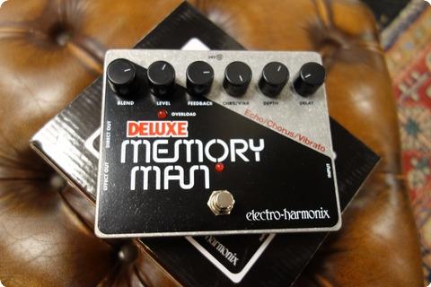 Electro Harmonix Electro Harmonix Deluxe Memory Man Echo/chorus/vibrato